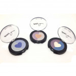 Makeup Eye Shadow Lovely Love 3 Colors Palette Ready Stock