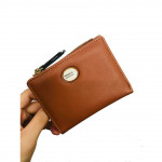 New Forever Young Short Lady Purse Ready Stock With Zip & Card Holders