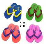 Sixstar Thailand Quality Rubber Anti Slip Kids Slipper Ready Stock