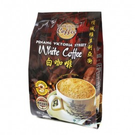 image of WC PENANG VICTORIA STREET HAZELNUT WHITE COFFEE (15'S X 40 GRAMS)