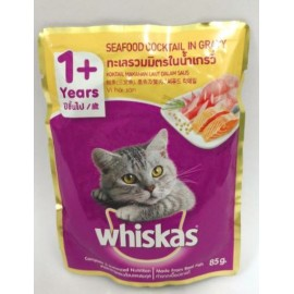 image of whiskas Seafood Cocktail (85g) x 24
