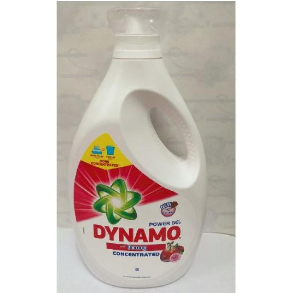 Dynamo power GEL freshness or Downy passion (2.7 kg)