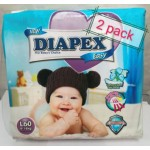 Diapex Easy Wonder Tape L60 (size-L) - 2pack