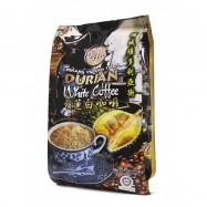 image of WC PENANG VICTORIA STREET DURIAN WHITE COFFEE (15'S X 40 GRAMS)