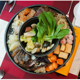 image of Steamboat and Grill Dinner Buffet for 1 Person