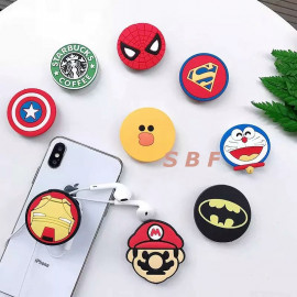 image of PopSocket Mobile Phone Holder Stand Drop Resistance {Ready Stock} INS TRENDING