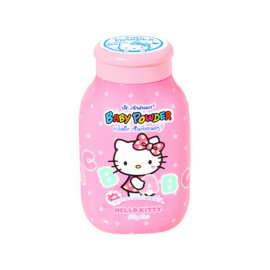 image of Hello Kitty x St Andrew 50g Baby Powder Ready Stock