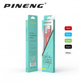 image of Pineng PN-303 Micro USB Fast Charging Speed & Data Cable 1 Meter Ready Stock