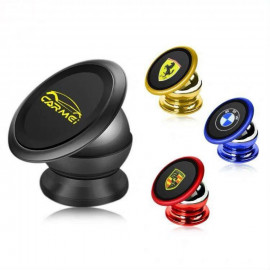 image of 360° Degree Rotation Magnetic Car Holder Phone Stand Iphone Samsung Ready Stock