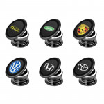 360° Degree Rotation Magnetic Car Holder Phone Stand Iphone Samsung Ready Stock