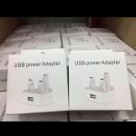 Genuine Apple Iphone 5/6/7/8/X Series 5W USB Power Adapter Ready Stock
