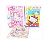 Hello Kitty Jigsaw Puzzle - 100pcs Ready Stock