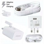 Original Samsung 9V Fast Travel Adapter Ready Stock - FREE - Microusb Cable