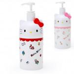 Original Sanrio 1000ml Red Kitty Detergent Bottle Ready Stock