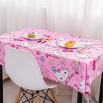Hello Kitty / Melody Table Cloth Good Product Quality Ready Stock