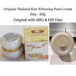 ORIGINAL Thailand Kim Whitening Pearil and Snow lotus Cream Anti-Wrinkle Pimple