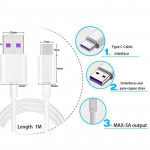 Huawei 9V/2A Super Charge18w Adapter + Cable Ready Stock