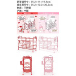 Melody Shelf Bedroom Accessories Ready Stock