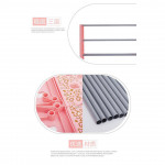 Hello Kitty Stainless Steel Multilayer Shoe Rack Simple Household Ready Stock