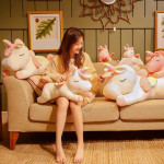 75cm Ready Stock Unicorn Stuffed Toy Super Soft Material Ship within 24h