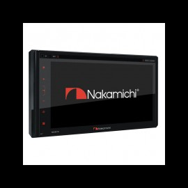 "image of Nakamichi 2 Din NA3610 AV Media Receiver with 6.8"" Touch Panel"