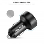 HSC 109D Car Charger Dual USB Real-time Voltage Monitor