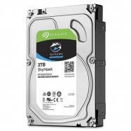 image of Seagate SkyHawk 3TB Surveillance 3.5 Sata Internal Hard Drive 6Gb/s 64MB Cache