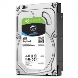 image of Seagate SkyHawk 3TB Surveillance 3.5 Sata Internal Hard Drive 6Gb/s 64MB Cache