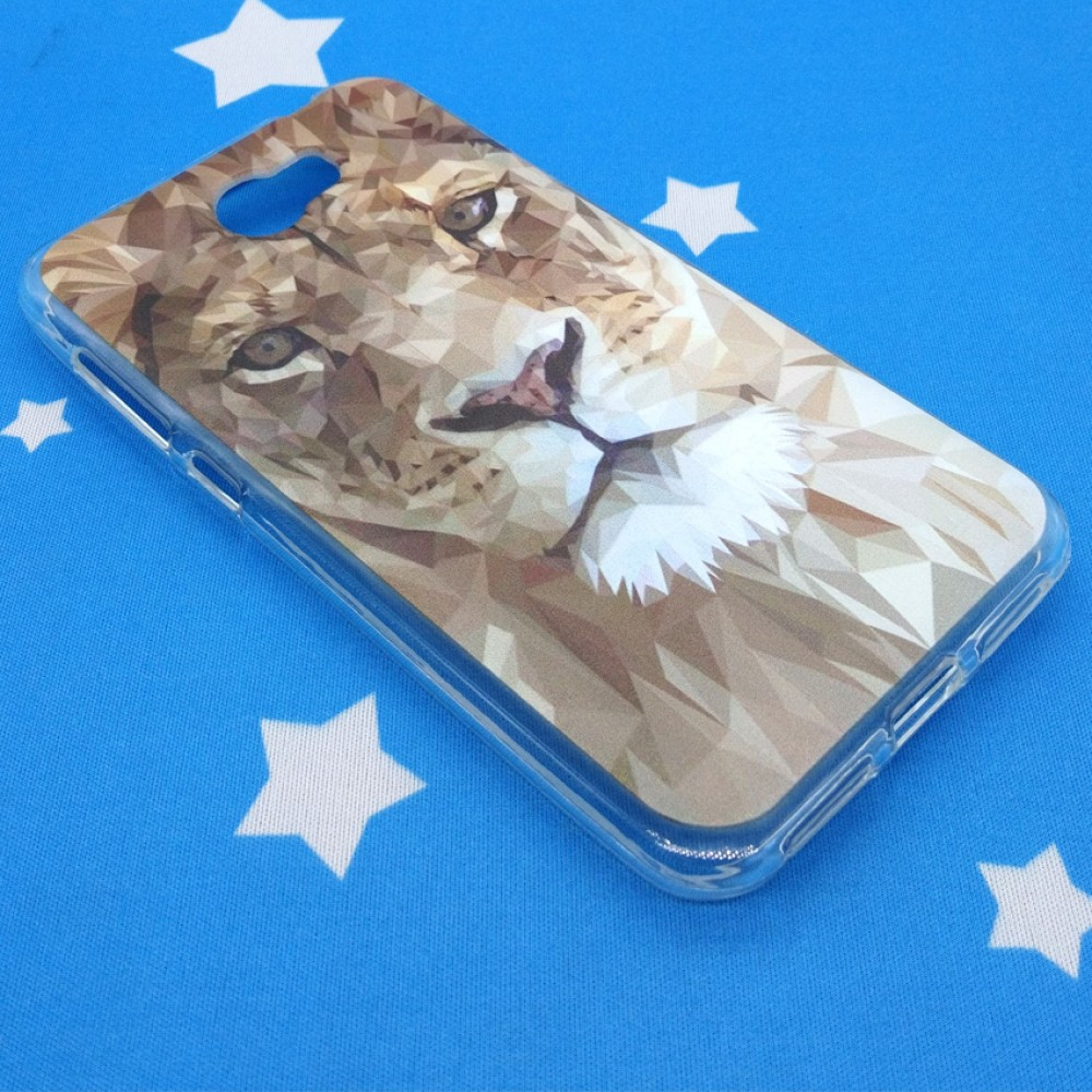 Huawei Y5 II / Y5ii Fushion Design Soft TPU Protective case
