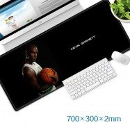 image of Kevin Garnett Gaming Mat Non-slip Anti Fray Stitching Beautiful Mouse Pad