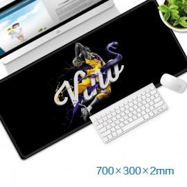 image of Kobe Bryant Gaming Mat Non-slip Anti Fray Stitching Beautiful Mouse Pad