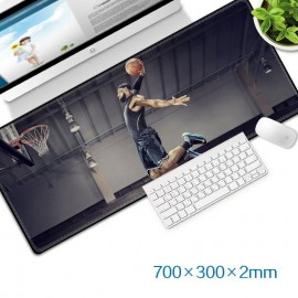 image of Lebron James Gaming Mat Non-slip Anti Fray Stitching Beautiful Mouse Pad