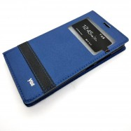 "image of Yes Altitude M631 5"" Leather Flip Cover Case"