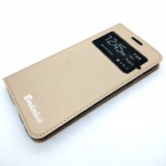 image of Samsung Galaxy A6 / A6 2018 Leather Flip Cover Case