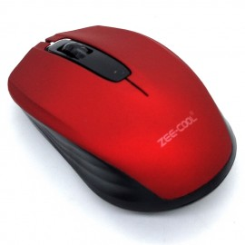 image of Official Zee-Cool Zc-318 2.4Ghz Wireless Optical Mouse With On/Off Button