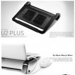 Official Cooler Master NOTEPAL U2 Plus Notebook Cooler