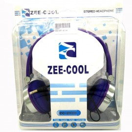 image of Zee-cool Zc272 Fashion Stereo Headphone 3.5mm Jack With Mic & Bass