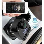 CAR X8 LCD Bluetooth Car Charger FM Kit MP3 USB Transmitter Mobile Handsfree