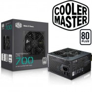 image of Official Cooler Master MasterWatt Lite 700W 80Plus Power Supply