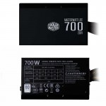 Official Cooler Master MasterWatt Lite 700W 80Plus Power Supply