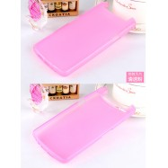 image of Oppo N1 Mini Transparent TPU Silicone Soft Back Case
