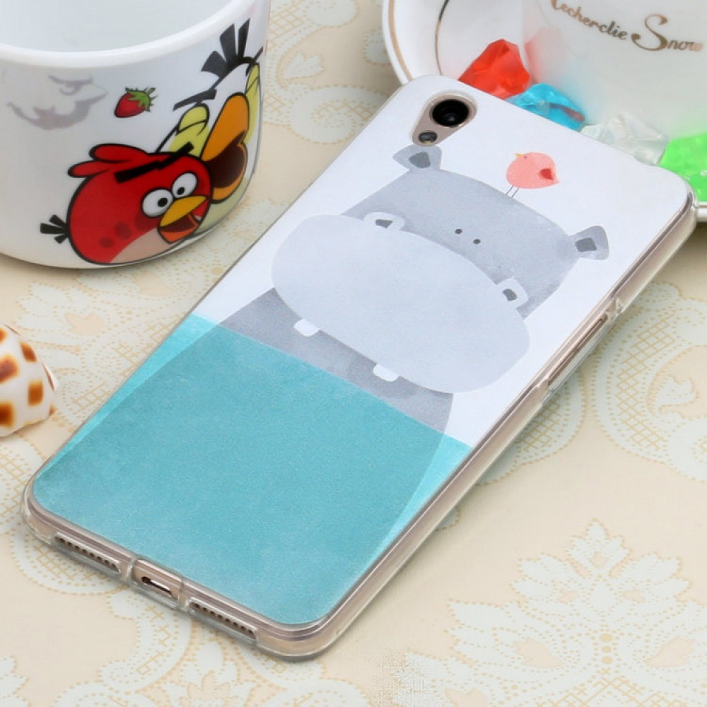 Oppo A37 Fushion Design TPU Protective case
