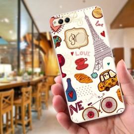 image of Huawei Honor 7x Fushion Design TPU Protective Back Case
