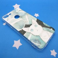 image of Huawei Honor 9 Lite  Fushion Design TPU Protective Back Case