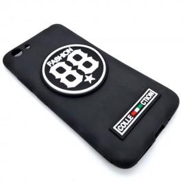 image of Vivo Y53 / Y53c Logo 3D Silicone Soft Back Case