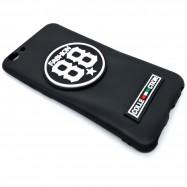 image of Vivo Y69 Logo 3D Silicone Soft Back Case