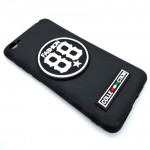 Vivo Y55 / Y55s Logo 3D Silicone Soft Back Case
