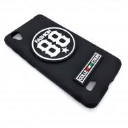 image of Vivo Y31 / Y31L Logo 3D Silicone Soft Back Case