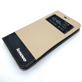 image of Lenovo  Vibe C A2020 /  Vibe C Plus A2020a40 Leather Flip Cover Case