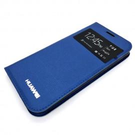 image of Huawei Nova 3E / P20 Lite Leather Flip Cover Case